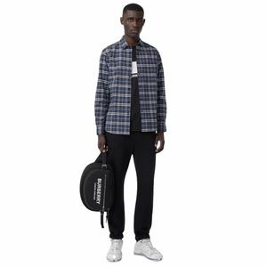 Burberry ♚ Small Scale Check Cotton Shirt ♚